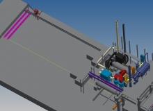 Przebudowa i rozbudowa młynowni surowca i cementu wraz z infrastrukturą techniczna w związku z przebudową młyna surowca nr 1 Warty II na młyn cementu nr 4 i budowa układów technologicznych separatora dynamicznego PSP