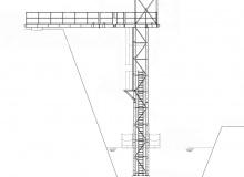 Odwodnienie złoża Niwiska Górne-Grądy wraz z budową podestu obsługowego pomp, komunikacji pionowej, budową rurociągu wód kopalnianych, elektrycznej zewnętrznej linii zasilającej