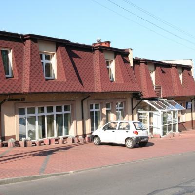 """Przychodnia rehabilitacyjna """"Ekovita""""-1, ul. Klasztorna w Częstochowie"""