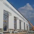 Instalacja podawania paliw uzupełniających do pieców obrotowych – hala Cementownia Warta