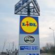 """Obiekt handlowy firmy """"Lidl"""", ul. Traugutta w Częstochowie"""