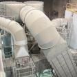 """Przebudowa młyna surowca nr 1 na młyn cementu nr 4 i zabudowa separatora dynamicznego - Cementownia """"Warta"""""""