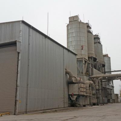 """Budowa instalacji dozowania paliw alternatywnych - Cementownia """"Chełm"""""""