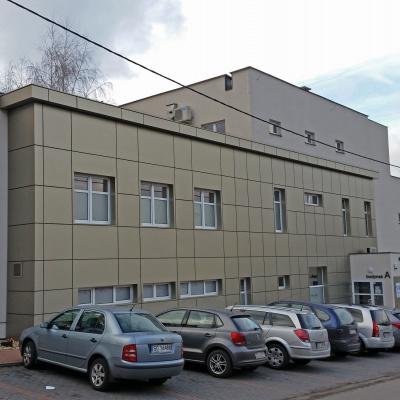 """Przychodnia rehabilitacyjna """"Ekovita""""-2, ul. Klasztorna w Częstochowie"""
